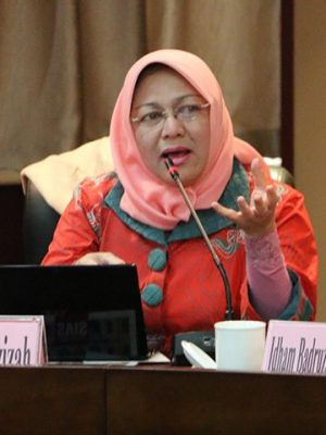 Dr. Nur Azizah M.Si