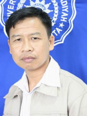 Dr (Cand) Sugeng Riyanto M.Si