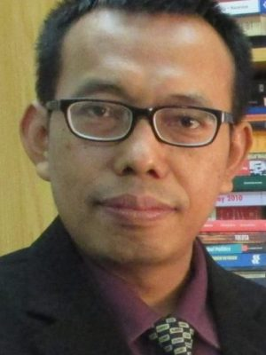 Ali Muhammad S.IP., MA., Ph.D