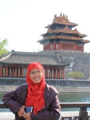 Dr (Cand) Grace Lestariana Wonoadi S.IP., M.Si